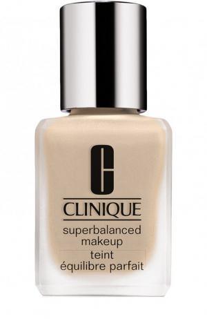 Тональный крем для комбинированной кожи Superbalanced, оттенок 01 Clinique. Цвет: бесцветный