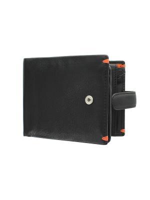 Бумажник AP63 Visconti. Цвет: оранжевый