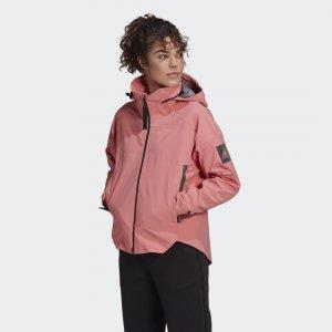 Куртка-дождевик MYSHELTER Performance adidas. Цвет: none