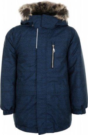 Куртка утепленная для мальчиков Yanis, размер 134 LASSIE. Цвет: синий