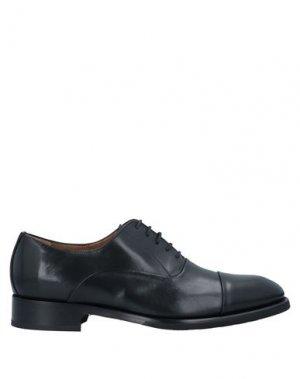 Обувь на шнурках CALPIERRE. Цвет: черный