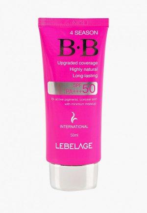 BB-Крем Lebelage SPF50/PA+++, 50мл. Цвет: бежевый