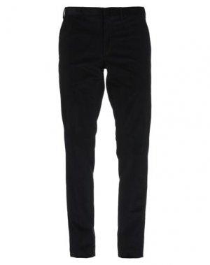 Повседневные брюки BRIONI. Цвет: черный