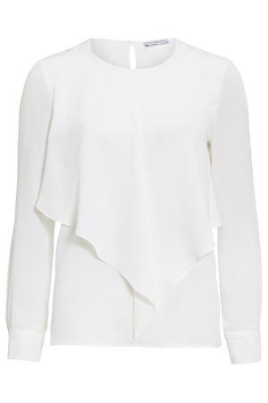 Блуза Gina Bacconi. Цвет: white