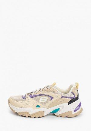 Кроссовки Skechers STAMINA V2. Цвет: бежевый