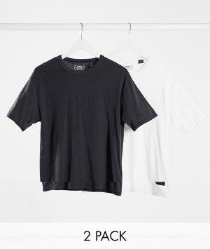 Набор из 2 футболок (белая/черная) Levis Skateboarding-Мульти SKATEBOARDING