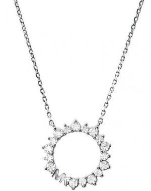 Ожерелье MICHAEL KORS. Цвет: серебристый
