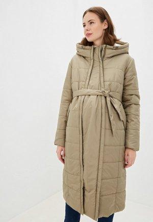Куртка утепленная Modress. Цвет: хаки