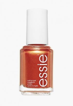 Лак для ногтей Essie Осенняя коллекция 2018, 582, рыжий, Say it aint Soho, 13.5 мл. Цвет: оранжевый
