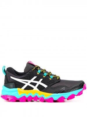 Кроссовки Fuji Trabuco 8 ASICS. Цвет: черный