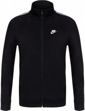 Олимпийка мужская Sportswear JDI, размер 54-56 Nike. Цвет: черный