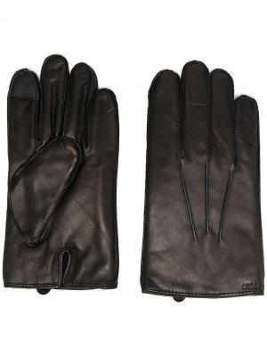 Перчатки Everyday Polo Ralph Lauren. Цвет: черный
