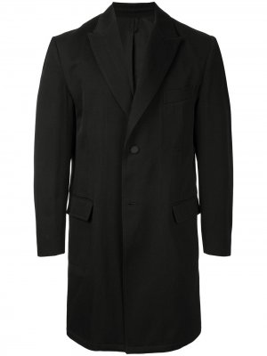Удлиненный пиджак Kent & Curwen. Цвет: черный