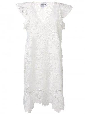 Платье lma Antik Batik. Цвет: белый