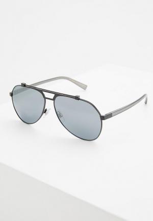 Очки солнцезащитные Dolce&Gabbana DG2189 01/6G. Цвет: черный