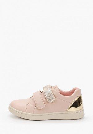 Кеды Antilopa. Цвет: розовый