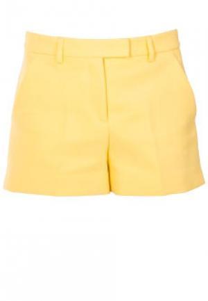 Шорты EMILIO PUCCI. Цвет: желтый