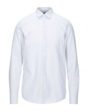 Pубашка HAMAKI-HO. Цвет: светло-серый