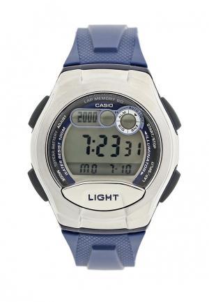 Часы Casio Collection W-752-2A. Цвет: синий