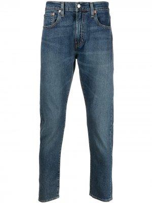 Levis 512™ mid-rise slim jeans Levi's. Цвет: синий