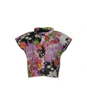 Куртка CLIPS MORE. Цвет: светло-фиолетовый
