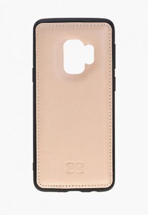 Чехол для телефона Bouletta Samsung Galaxy S9 Flex Cover. Цвет: бежевый