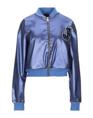 Куртка JIJIL. Цвет: фиолетовый