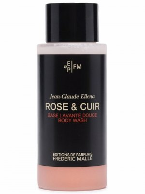 Rose and cuir body wash Frederic Malle. Цвет: розовый