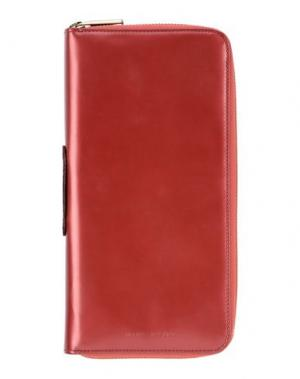 Чехол для документов MARC JACOBS. Цвет: красный
