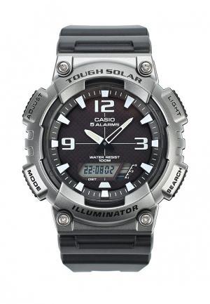 Часы Casio Collection AQ-S810W-1A4. Цвет: черный