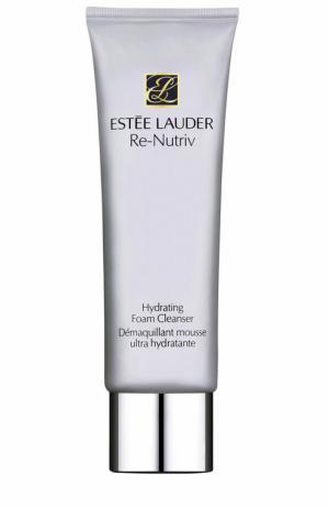Увлажняющая и очищающая пенка Re-Nutriv Estée Lauder. Цвет: бесцветный