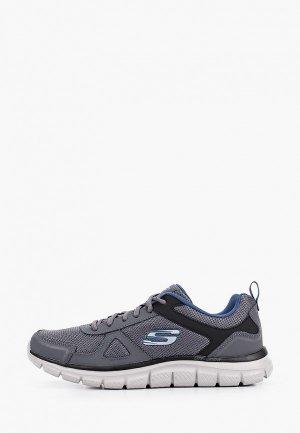 Кроссовки Skechers GRACEFUL. Цвет: серый
