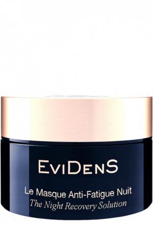 Гель-маска для ночного восстановления кожи EviDenS de Beaute. Цвет: бесцветный