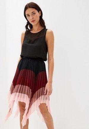 Платье Love Republic. Цвет: фиолетовый