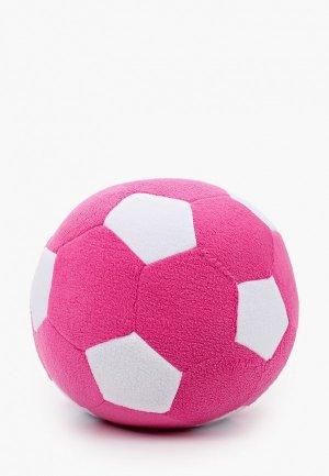 Игрушка мягкая Magic Bear Toys Мяч мягкий, 23 см.. Цвет: розовый