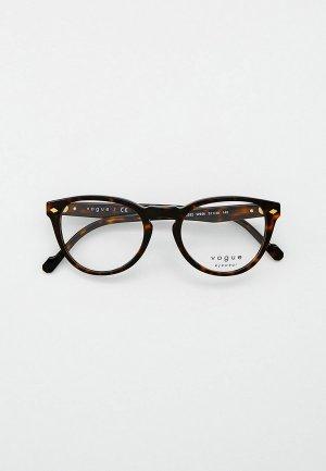 Оправа Vogue® Eyewear VO5382 W656. Цвет: коричневый