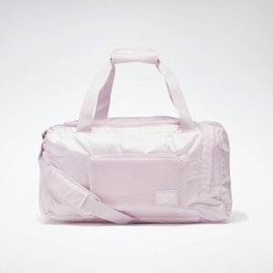 Спортивная сумка Tech Style Grip Reebok. Цвет: pixel pink