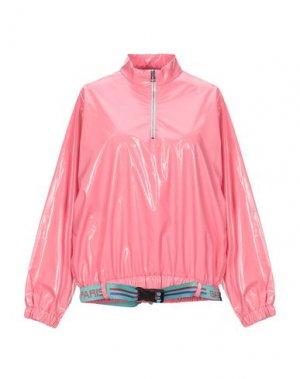 Куртка GAëLLE Paris. Цвет: розовый