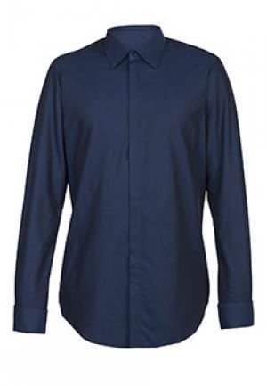 Рубашка PAL ZILERI. Цвет: синий