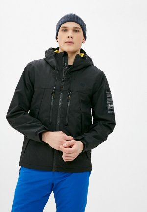 Куртка Element AETHER JACKET. Цвет: черный
