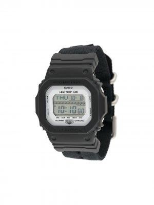 Наручные часы GL-S5600CL-1ER 49 мм G-Shock. Цвет: черный