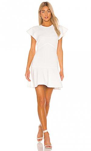Платье cybele Joie. Цвет: белый