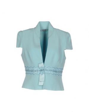 Пиджак LEXUS. Цвет: светло-зеленый