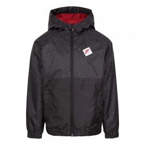 Windbreaker Jacket Jordan. Цвет: черный