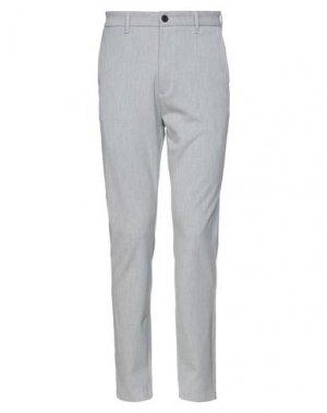 Повседневные брюки ELVINE. Цвет: светло-серый