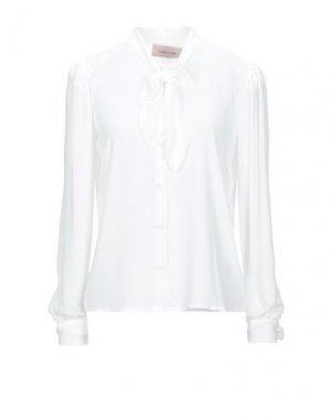 Pубашка TWENTY EASY by KAOS. Цвет: белый