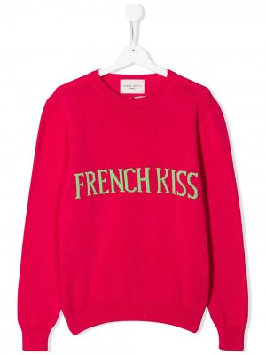 Джемпер French Kiss Alberta Ferretti Kids. Цвет: розовый