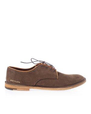 Ботинки 31634 10 коричневый Premiata. Цвет: коричневый