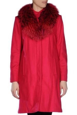 Coat ALICE+OLIVIA. Цвет: fuchsia