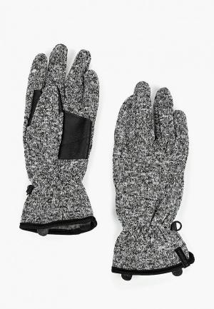 Перчатки Icepeak INDIANA. Цвет: серый